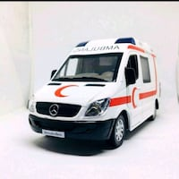 Mercedes Benz Ambulans Balıkesir