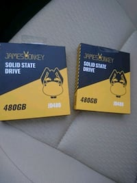 James donkey 480GB SSD 8941 km