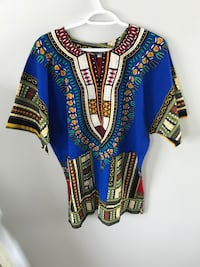 Authentic African top