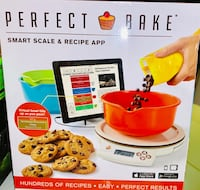 PERFECT BAKE SMART SCALE AND RECIPE APP Arlington, 48311