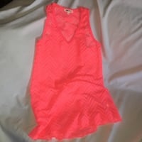 Ladies bathing suit cover up size large  San Diego, 92154