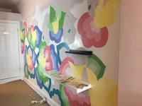 Customized wall painting