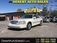 2007 Lincoln Town Car 4dr Sdn Signature Limited Las Vegas