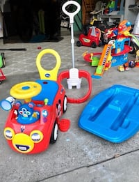 Kids Mickey Mouse 4 in 1 activity ride on Fullerton, 92833