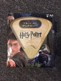 NEW! Harry Potter Trivial Pursuit Game Washington, 20007
