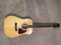 Ibenez acoustic guitar with case and accessories Gaithersburg, 20878