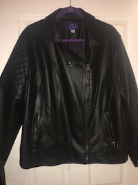 Brand new women's leather jacket - very fashionable and super comfy Baltimore, 21220