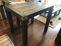 Rustic Distressed Top - Handmade Counter Height Table Somerville, 02145