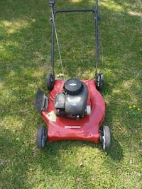 red and black push mower Norfolk, 23505