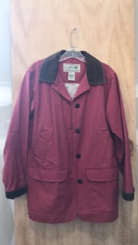 LLBean Barn Coat size S Windsor, 80550