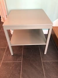 Grey End Table / Side Table Chesapeake, 23320
