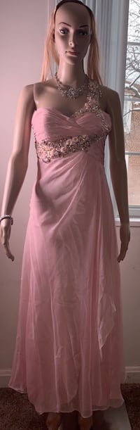 women's pink sleeveless dress Silver Spring, 20902