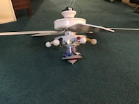 "Race Car 48"" Ceiling Fan"