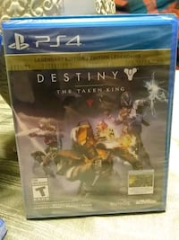 Sony PS4 Destiny game case Barrie, L4M 6N4