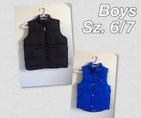 Fleece lined vests Edmonton, T5E 2Z1