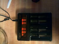 Vape  4 battery charger 13 mi