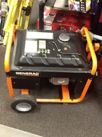 Generac Portable Generator 5500 Watt model GP5500 used Hagerstown, 21740