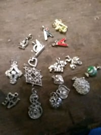 assorted silver-colored rings Warner Robins, 31093