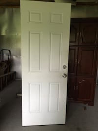 Indoor/Outdoor door