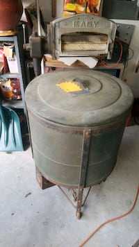 Easy brand antique clothes washer copper tub