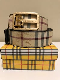 Burberry belt Toronto, M2M 0G3