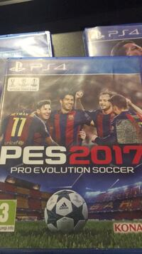 Sony ps4 pes 2017 Of, 61830
