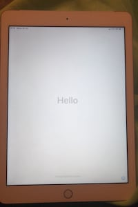 iPad 6th gen Laurel, 20708