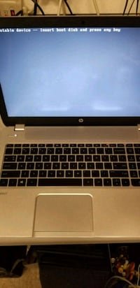 HP Envy 15 inch notebook for parts as is Mullica Hill, 08062