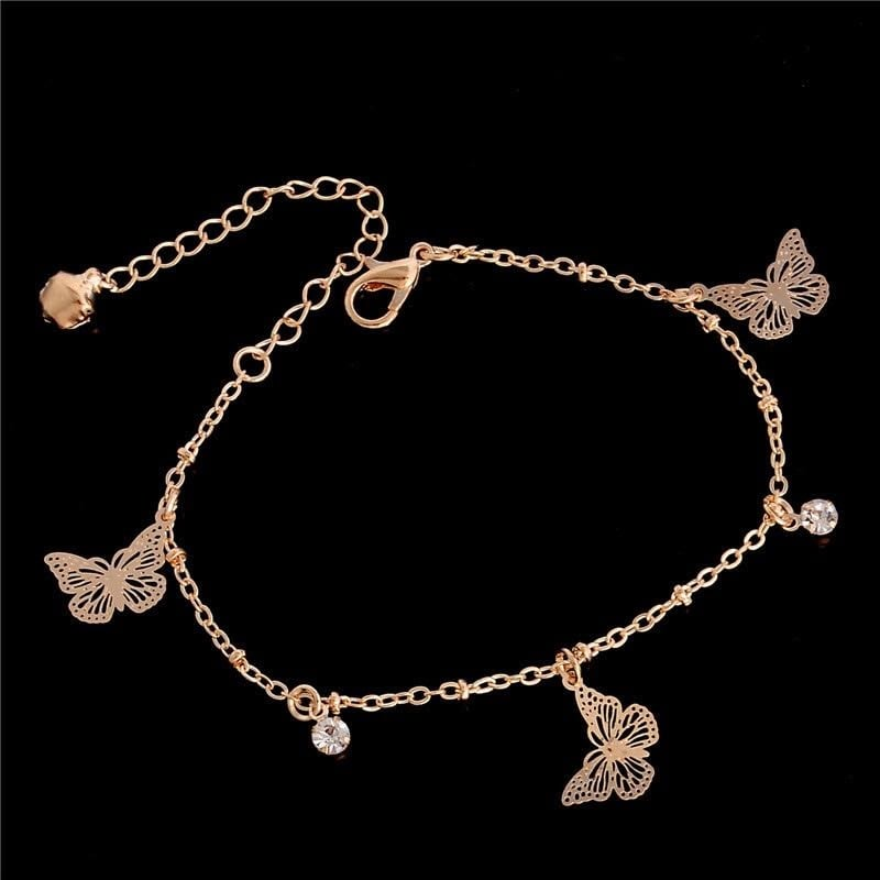 FREE Anklet With Purchase Read Info)