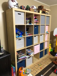25 cubby shelving. All one unit Montgomery, 36109
