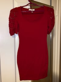Red Dress from Forever 21 561 km
