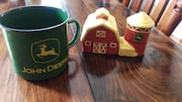 John Deere Licensed S&P and Tin Cup 589 km