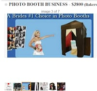 Professional Photo Booth Business Shafter