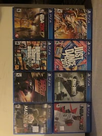 PS4 Games West Monroe, 71291