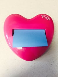 Office use post it holder PINK good conditon Village of the Branch, 11787
