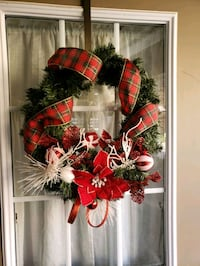 Christmas wreath new