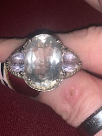 Sterling silver ring size 12 Fremont, 94538