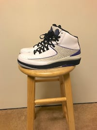 Air Jordan 2 concord size 10.5 Maple Ridge, V2X 9V3