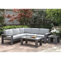 Gray Outdoor Gray 3-Pc Collection  San Diego, 92126