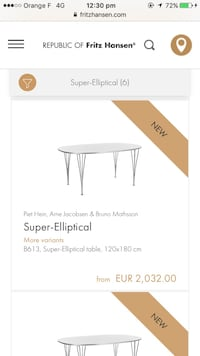 Table Antibes, 06600