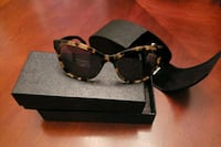 Authentic Prada sunglasses with case Fayetteville, 30214