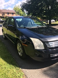 2007 Ford Fusion Beaconsfield