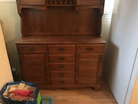 Antique dining room hutch South River, 08882
