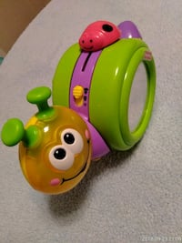 green and pink Fisher-Price learning toy Silver Spring, 20910
