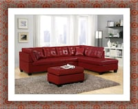 Cardinal sectional with free delivery McLean