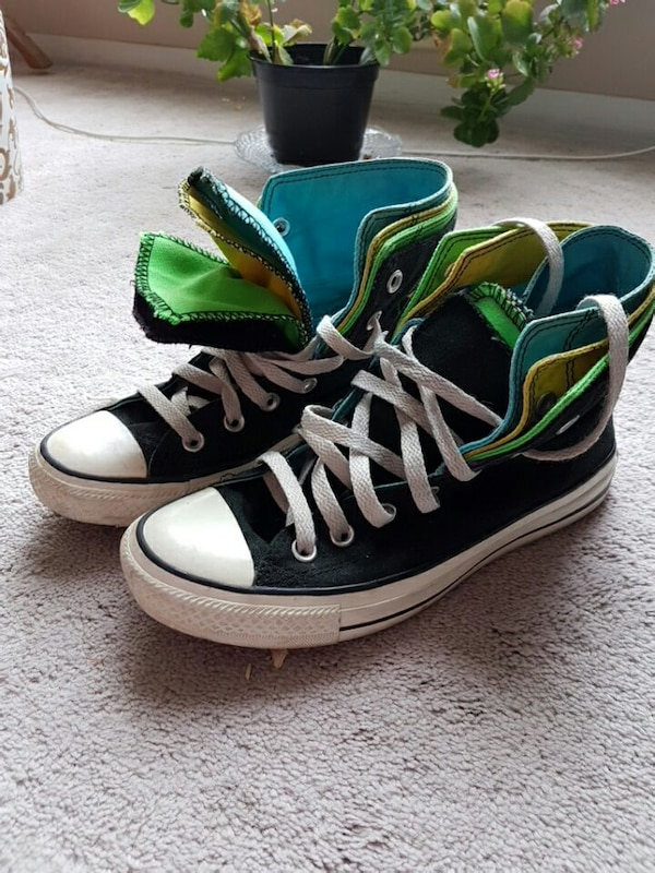189962ca755f15 Used Converse high top collectible for sale in Toronto - letgo