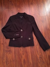 Two Brand new women suit Jackets Brand: Sandra Angelozzi Size: Small $30 each or 2 for $50 Markham