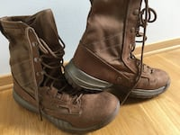 Military boots. Size (EU): 43 Stavanger, 4032