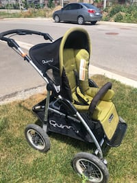 High quality, good condition Quincy stroller Brampton, L7A 4W8