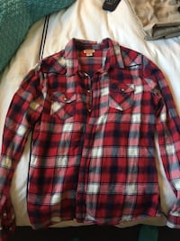 Warm red flannel  Millbrae, 94030